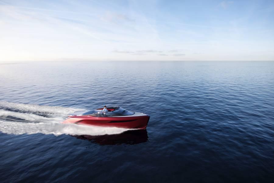 Принцесса R35performance спортивная яхта любезность Princess
