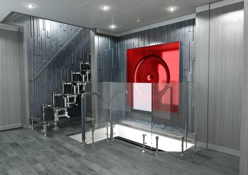 التصاميم الداخلية من AKJ Design Concepts، LLC.