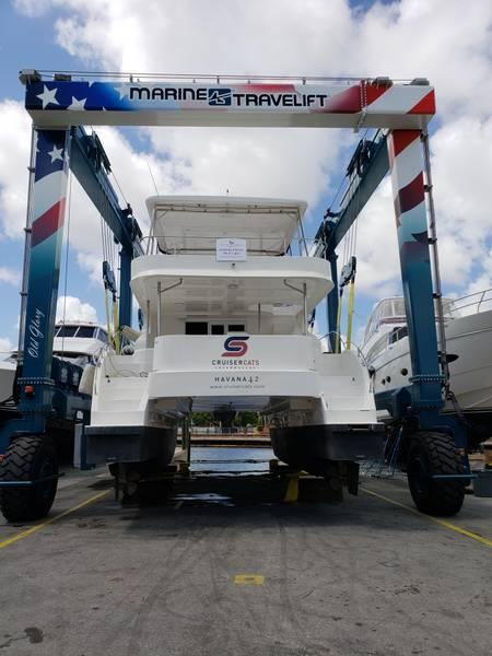 आरएमकेएमएस द्वारा 100T समुद्री यात्रा लिफ्ट