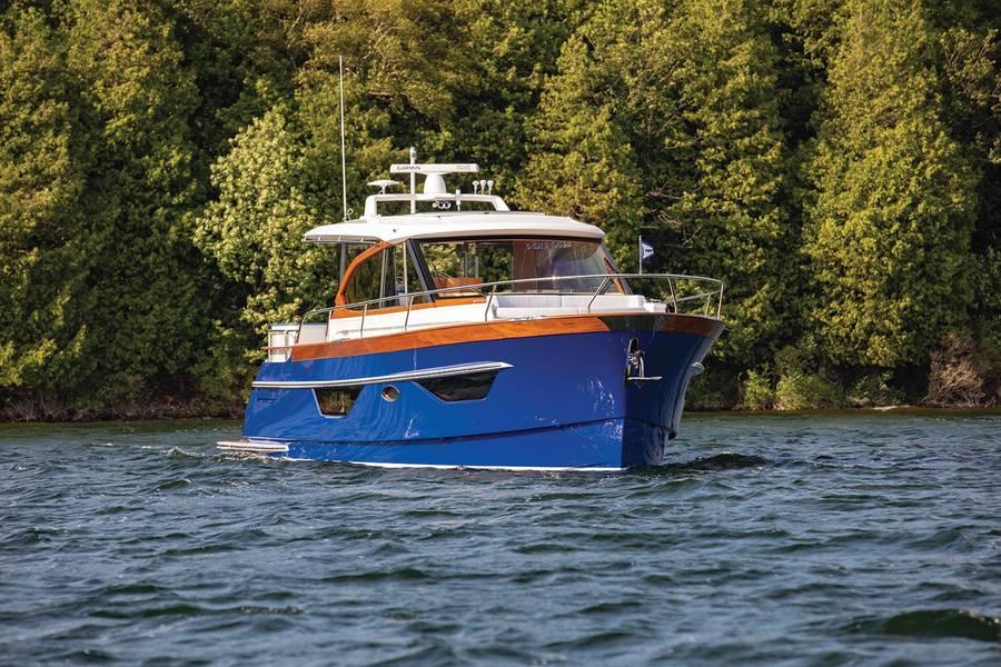 写真:バーガーボートカンパニー