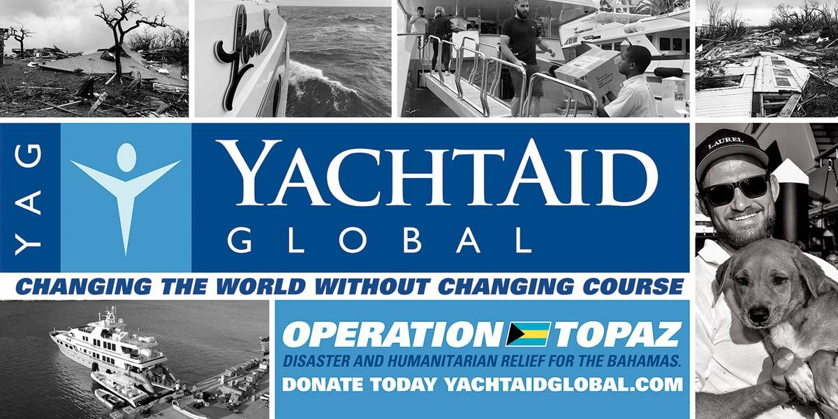 写真:YachtAid Global