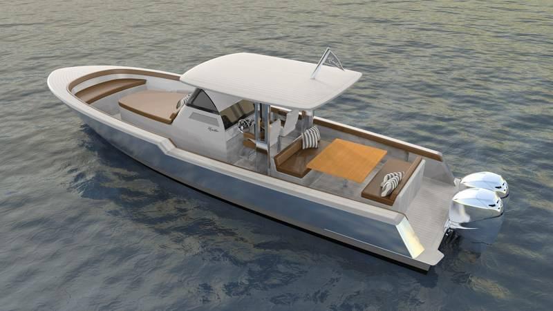 甲板上的布局完全可定制以满足您的需求。无论您是投标,家庭巡洋舰还是周末战士,甲板上的安排都可以根据您在任何特定日子的游艇风格进行特别定制。 (照片:Rambler Yacht Co.)