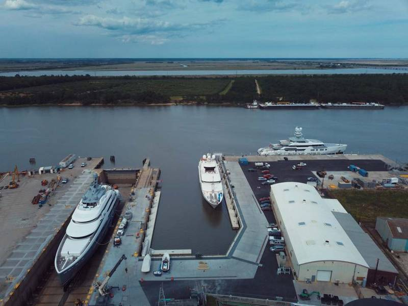 (Φωτογραφία: Savannah Yacht Center)