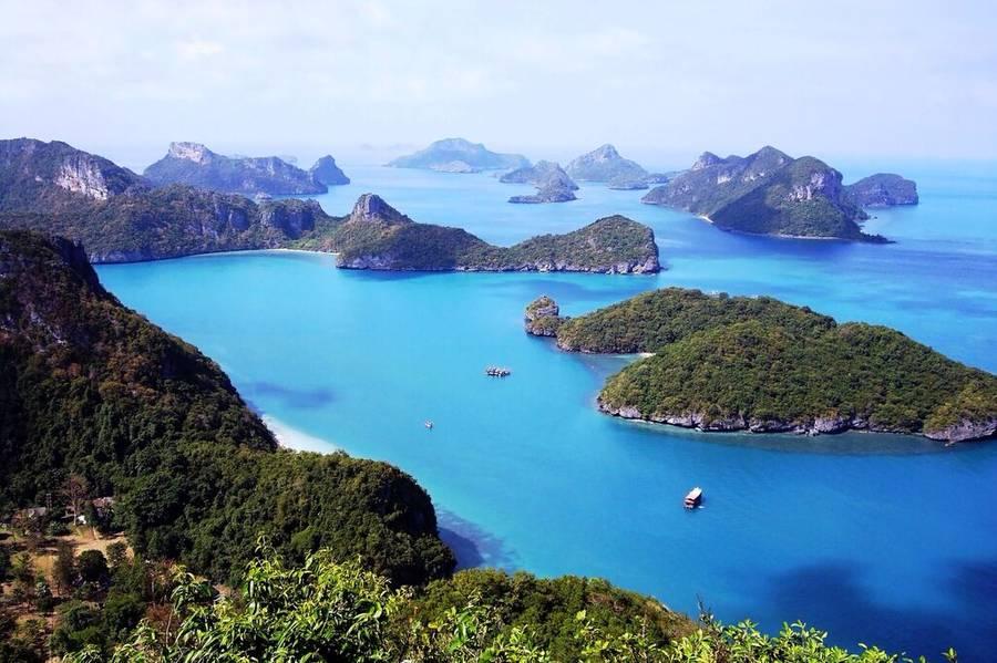 Anthong Marine Park (Φωτογραφία: APS)