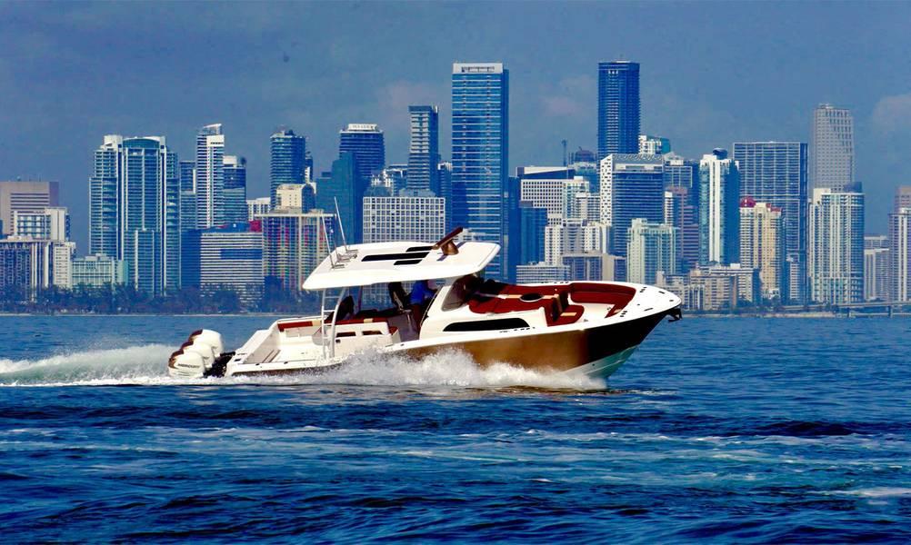 Imagen cortesía de Ocean 5 Naval Architects.