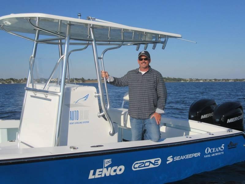 John Canada,Ocean5 Naval Architects总裁