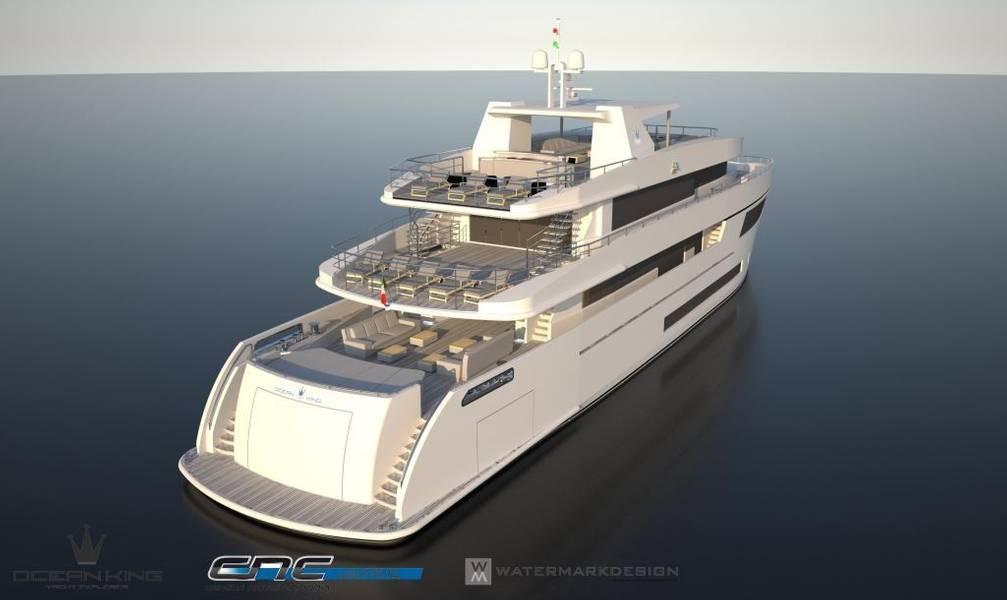 Ocean Queen 150 (Фото: Ocean King)