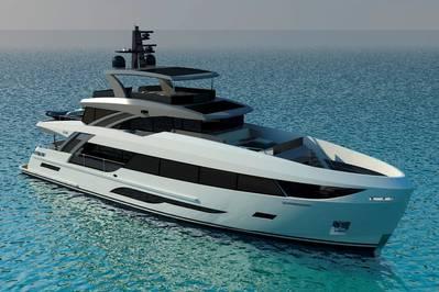 照片:Bering Yachts