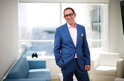 Douglas Prothero, Διευθύνων Σύμβουλος, Η συλλογή Yacht Ritz-Carlton. Φωτογραφική πίστωση: Η συλλογή Yacht Ritz Carlton