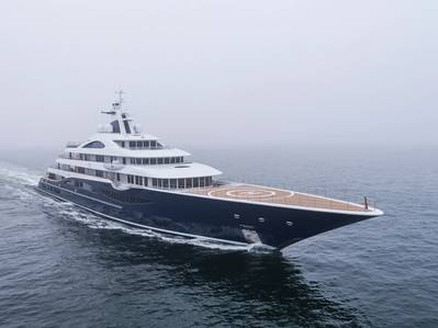 M / Y TIS摄影:Klaus Jordan
