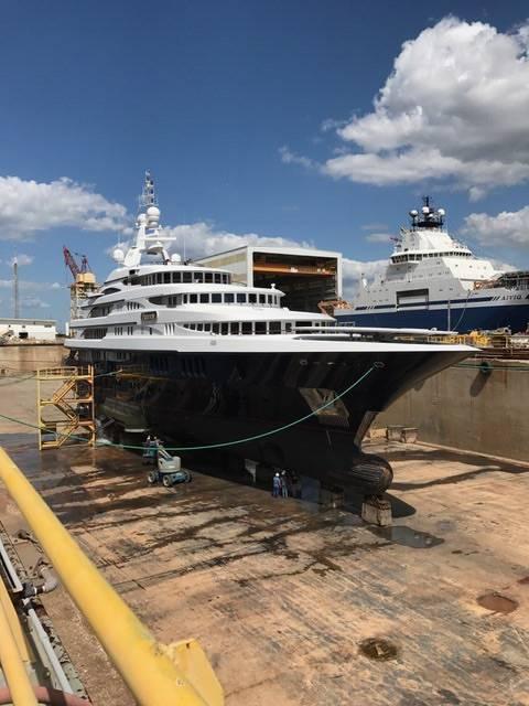 (Foto cortesía de Tampa Ship)