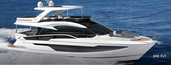 640 FLY (Фото: Galeon Yachts)