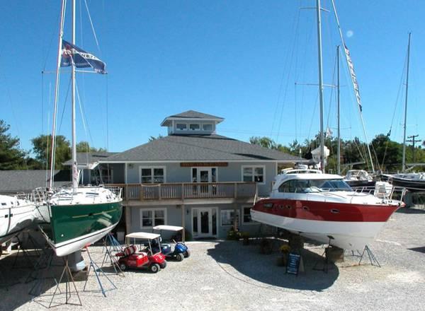 Annapolis Yacht Sales: localização de Annapolis