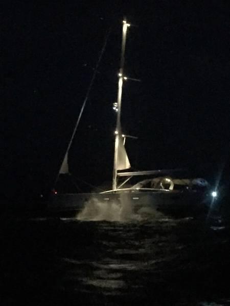 Φωτογραφία ευγένειας Photo US Coast Guard District 7