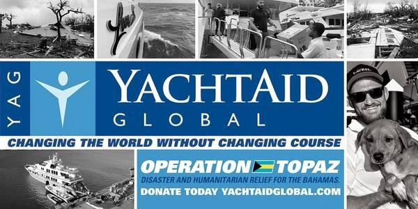 写真:YachtAid Global