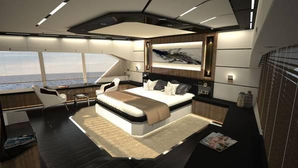 照片:AvA Yachts