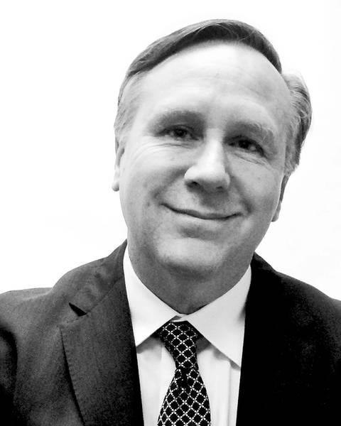 Der Autor, David Cunningham.