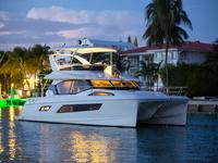 Aquila 44  (Photo: Aquila Power Catamarans)