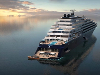 A new class of ship: Ritz-Carlton Yacht Collection (Image courtesy: Ritz-Carlton Yacht Collection)