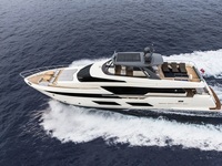 Ferretti Yachts 920 (Photo: Ferretti Group)