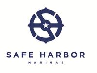 Logo: Safe Harbor Marinas