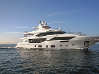 M/Y Mr Loui (Photo: Benetti)