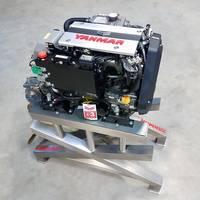 3JH40 inboard engine (Photo: Yanmar)