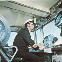 Captain Billy Ray Phillips - Cape May-Lewes Ferry, 1964