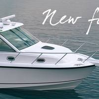 New 345 Conquest: Photo credit Boston Whaler