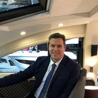 Dennis de Roos (Photo: Fairline Yachts)