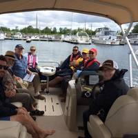 Discover Boating Hands-On Skills Training holds trainer orientation session in Toronto this summer.