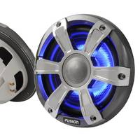 FUSION's Signature Series Chrome Speaker
