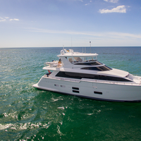 Hatteras M75 Panacera (Photo: MarineMax)
