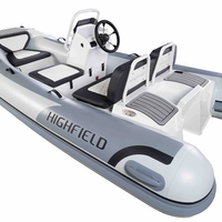 Highfield Classic Deluxe 360 (Photo:Highfield Boats)