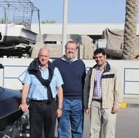 L to R: Keith Henderson, Robert Murphy & Aditya Nawab