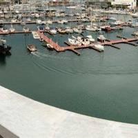 November 2012, Marina Port Vell Undergoing Transformation