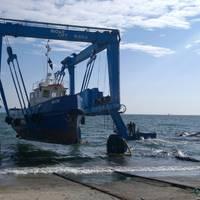 Photo: Boat Lift