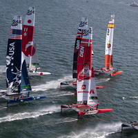 Photo courtesy of SailGP