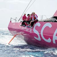 Photo courtesy of Volvo Ocean Race