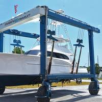 Photo: Marine Travelift