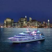 San Francisco-based Hornblower is well-established in the NYC market. Pictured is Hornblower Infinity. (Photo: Hornblower)