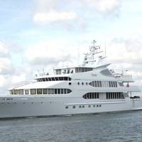 M/Y SAMAR (Courtesy Airbus Defence and Space)