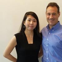 Left: Ms. Shiori Nagata, President Yanmar Marine International Right: Mr. Sascha Mornell, CEO & co-founder GetMyBoat (Photo: Yanmar)
