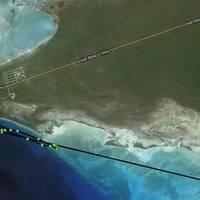 Stolen vessel track (Image: GOST)