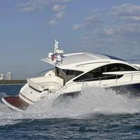 Targa 48 GT (Photo: Fairline Yachts)