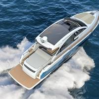Targa 53 OPEN (Photo: Fairline Yachts)