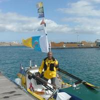 Victor Mooney at Pasito Blanco - La Punta Yacht Club in Maspalomas, Gran Canaria