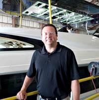 Wade Watson Photo Hatteras Yachts