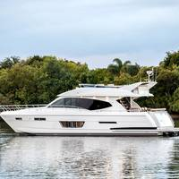 Whitehaven 6000 Sunbridge (Photo: Whitehaven Motor Yachts)