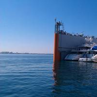 Yacht Express: Photo credit Dockwise